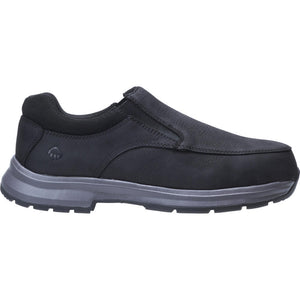WOLVERINE MEN'S LOGAN STEEL TOE SLIP ON SHOE