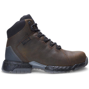 "WOLVERINE MEN'S I-90 RUSH CARBONMAX COMPOSITE TOE 6"" WATERPROOF WORK BOOT"