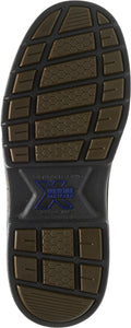 "WOLVERINE MEN'S DARCO WATERPROOF METATARSAL GUARD STEEL-TOE 6"" WATER PROOF WORK BOOT"