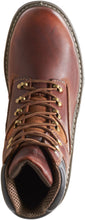 "Load image into Gallery viewer, WOLVERINE MEN'S RAIDER STEEL-TOE 6"" WORK BOOT"