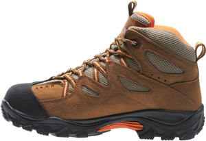WOLVERINE MEN'S DURANT WATERPROOF STEEL-TOE WORK BOOT