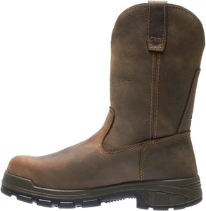 WOLVERINE MEN'S CABOR EPX WATERPROOF COMPOSITE TOE WELLINGTON WORK BOOT