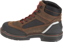 "Load image into Gallery viewer, WOLVERINE MEN'S OVERMAN WATERPROOF CARBONMAX COMPOSITE TOE 6"" WORK BOOT"