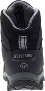 "WOLVERINE MEN'S GLACIER ICE WATERPROOF INSULATED CARBONMAX COMPOSITE TOE 6"" BOOT"