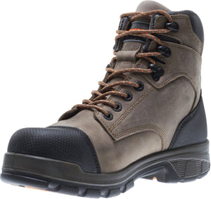"WOLVERINE MEN'S BLADE LX WATERPROOF CARBONMAX COMPOSITE TOE 6"" WORKBOOT"