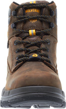 "Load image into Gallery viewer, WOLVERINE MEN'S LEGEND LX DURASHOCKS WATERPROOF 6"" CARBONMAX COMPOSITE TOE BOOT"