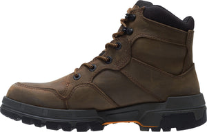"WOLVERINE MEN'S LEGEND MOC TOE WATERPROOF CARBONMAX COMPOSITE TOE 6"" BOOT"