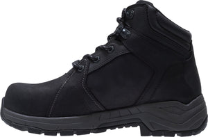 WOLVERINE MEN'S CONTRACTOR CARBONMAX COMPOSITE TOE WATER PROOF WORK BOOT