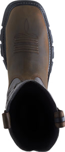WOLVERINE MEN'S RANCH KING EPX CARBONMAX COMPOSITE TOE WELLINGTON WORK BOOT