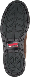 "WOLVERINE MEN'S I-90 DURASHOCKS MOC-TOE WATERPROOF CARBONMAX COMPOSITE 6"" WORK BOOT"