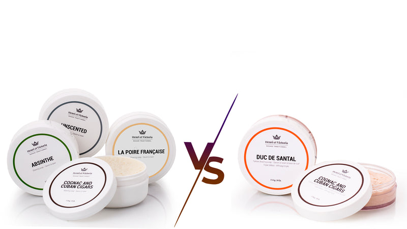 Why Choose Triple Milled Shaving Soap