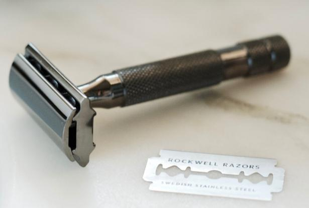 Adjustable 6 level Safety Razor Rockwell 6C