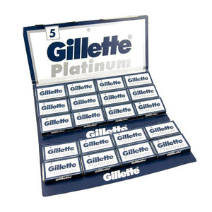 Load image into Gallery viewer, Gillette Platinum Blades