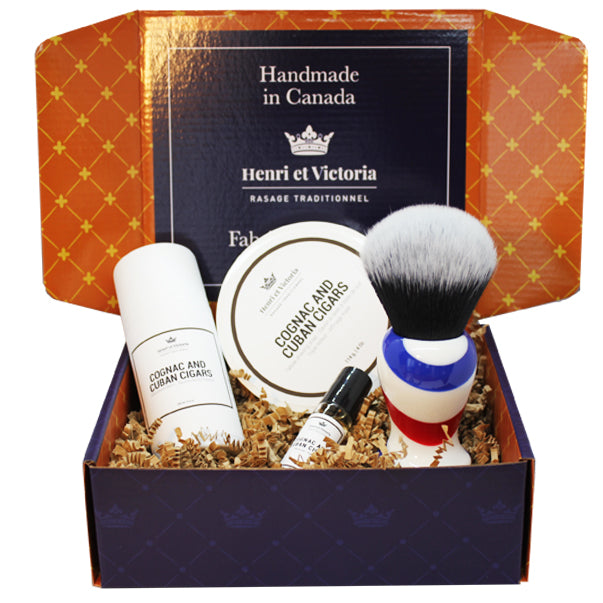 Load image into Gallery viewer, Tallow Premium Shave Kit