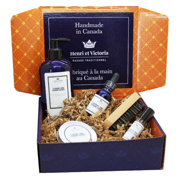 Beard Care Premium Kit