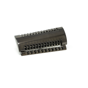 Load image into Gallery viewer, SRH011 Yaqi gunmetal open comb head