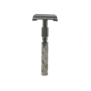 Load image into Gallery viewer, Parker Safety Razor, Butterfly Open, Gunmetal 22R