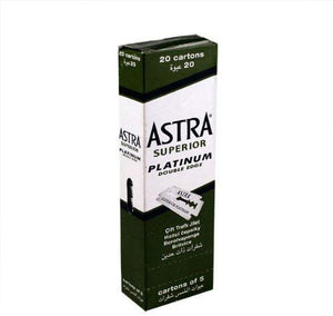 Astra Superior Platinum Double edge blade
