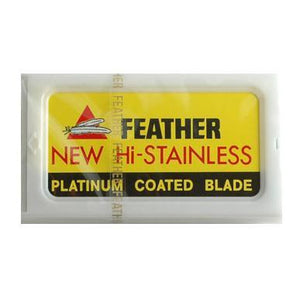 Load image into Gallery viewer, Feather Hi-Stainless Blades