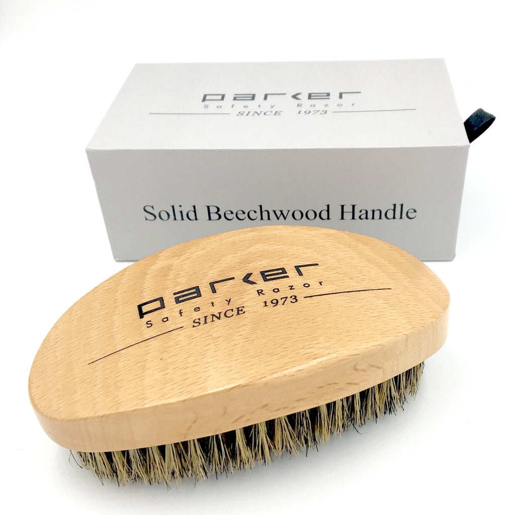 Parker Board Bristle Beard / Hair Brush