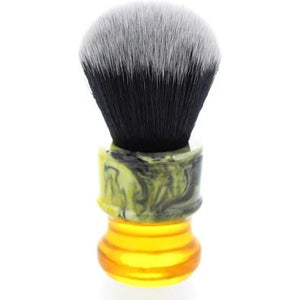 Yaqi R1730 Sagrada Familia Tuxedo Synthetic Shaving Brush