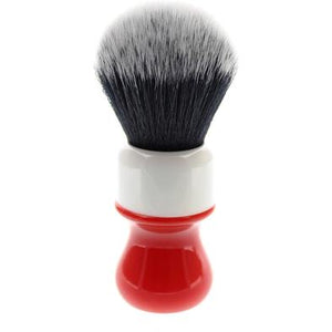 Synthetic Shaving Brush Yaqi Ferrari Red