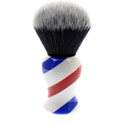 Load image into Gallery viewer, R1734 Yaqi Barber Handle Tuxedo Shaving Brush