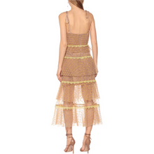 Load image into Gallery viewer, Blush layered sheer dress - The Bikini Studio