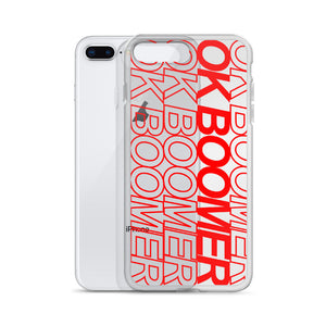 OK BOOMER™ iPhone Case
