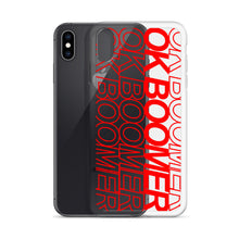 Load image into Gallery viewer, OK BOOMER™ iPhone Case