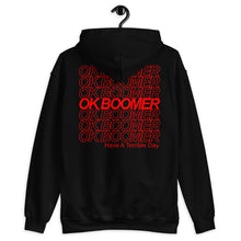 Load image into Gallery viewer, OK BOOMER™ Unisex Hoodie