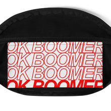 Load image into Gallery viewer, OK BOOMER™ Fanny Pack