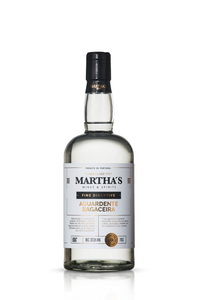 Martha's Aguardente Bagaceira 700 ml.