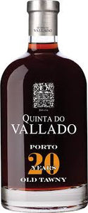 Quinta do Vallado 20 Anos Tawny Porto 500 ml.
