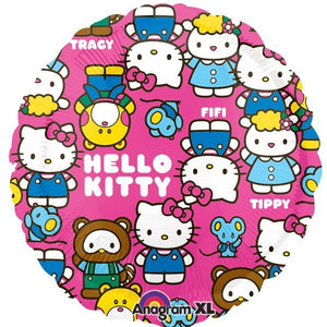 18 INCH HELLO KITTY CHARACTER FOIL BALLOON