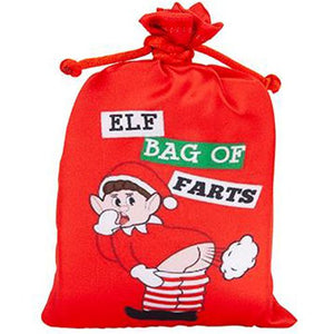 NAUGHTY ELVES BAG OF FARTS