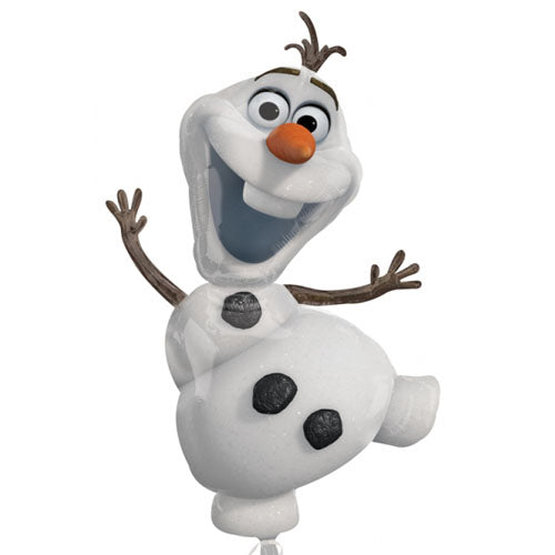 41 INCH FROZEN OLAF SUPERSHAPE FOIL BALLOON