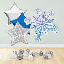 Load image into Gallery viewer, Prismatic Snowflake Package