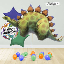 Load image into Gallery viewer, Stegosaurus Dinosaur Package