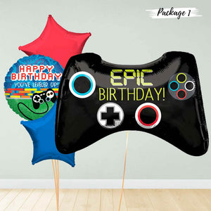 Game Controller Package 1