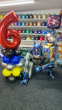 Load image into Gallery viewer, 44 INCH BATMAN AIRWALKER FOIL BALLOON