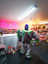 Load image into Gallery viewer, 62 INCH BUZZ LIGHTYEAR AIRWALKER FOIL BALLOON