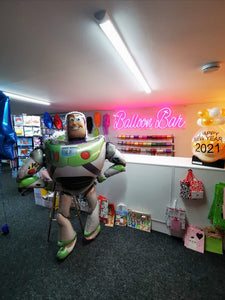 62 INCH BUZZ LIGHTYEAR AIRWALKER FOIL BALLOON