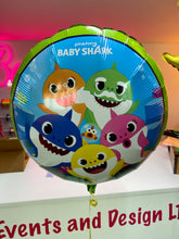 "Load image into Gallery viewer, 18"" BABY SHARK FOIL BALLOON"