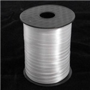 CURLING RIBBON 5mm x 1.5m SILVER