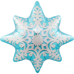 NORTHSTAR SNOWFLAKE SUPERSHAPE 24""