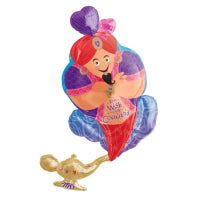 "38"" SUPER SHAPE GENIE FOIL BALLOON"