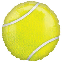 "18"" FOIL BALLOON TENNIS BALL"