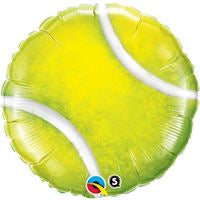 "18"" TENNIS BALL FOIL BALLOON"