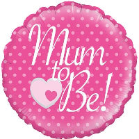 "18"" MUM TO BE FOIL BALLOON"